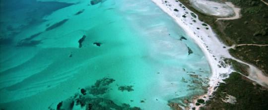 Cala Brandinchi, la Piccola Tahiti